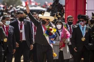 Castillo designó a un legislador de izquierda como jefe de su gabinete en Perú