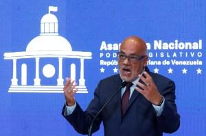 """Jorge Rodríguez, acreditado """"con todos los poderes"""" para representar al chavismo en México"""