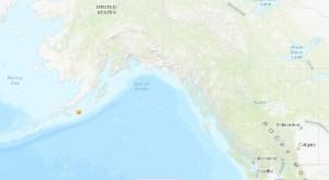 EEUU anuló alerta de tsunami tras terremoto de magnitud 8.2 frente a las costas de Alaska