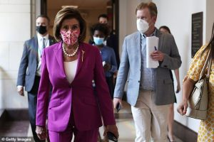 Ordenaron a los policías del Capitolio de EEUU arrestar a quienes se niegan a usar mascarillas