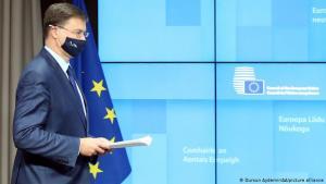 Europa y EEUU conversaron sobre la disputa de aranceles al acero y aluminio