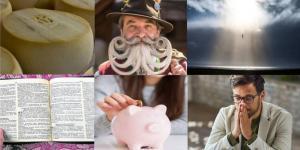 Miedo al cielo, las barbas y al dinero: Algunas de las fobias más extrañas