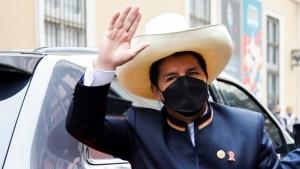 Pedro Castillo se juramentó como presidente de Perú (VIDEO)