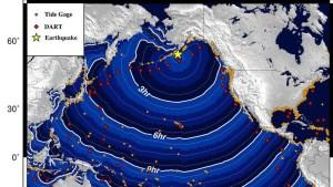 Terror en Alaska: Terremoto de magnitud 8,2 provoca evacuaciones por la posible llegada de un tsunami (Imágenes sensibles)