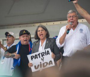 """""""No están solos"""": Alcaldesa de Miami-Dade ratificó su apoyo a Cuba en su lucha contra la dictadura castrista"""