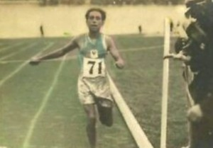 La dura vida de El Ouafi: Fue oro olímpico y terminó viviendo en la calle