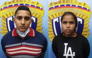 """Atraparon a una presunta sobrina de """"El Vampi"""" en Táchira (FOTO)"""