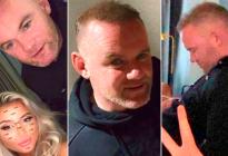 Rooney rompió el silencio tras nuevo escándalo por fotos filtradas con mujeres