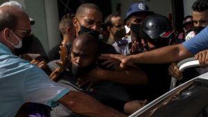 Activistas cubanos contabilizan 537 detenidos desde que comenzaron las protestas