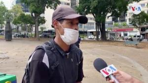 Ultramaratonista venezolano vende helados mientras sueña con más torneos internacionales