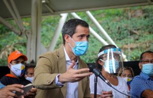 Guaidó exigió cronograma electoral para Venezuela sin un árbitro impuesto (Video)