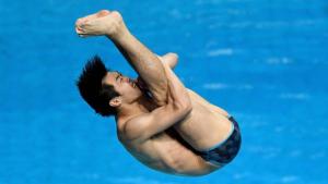 Insólito: Es clavadista en los JJOO y no puede estar mucho tiempo en el agua por una extraña enfermedad