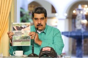 """Maduro amenazó con """"neutralizar"""" a empresarios que acusa de creerse """"intocables"""""""