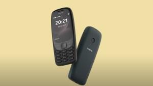 Nokia resucita su icónico modelo 6310 con pantalla ampliada, curvada y multicolor (VIDEO)