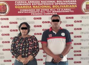 Atraparon a exsargento de la GNB por asfixiar con una bolsa a otro sujeto