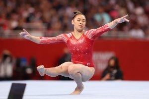 Sunisa Lee hereda la corona de Simone Biles como campeona olímpica del concurso general