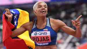Yulimar Rojas, la favorita para hacerse con el trono olímpico