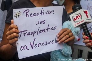 Trasplantes en Venezuela, 4 años de su suspensión -Participa en nuestra encuesta