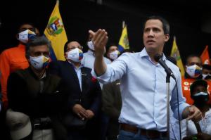 """Guaidó designó una comisión especial para el seguimiento del caso de """"El Pollo"""" Carvajal"""