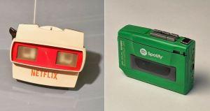 EN FOTOS: Diseñador recrea cómo se habrían visto las populares plataformas antes de la era de Internet