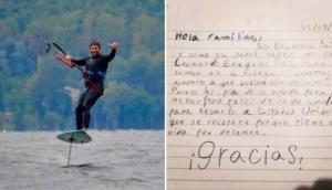 La CONMOVEDORA CARTA que escribió una niña de nueve años para salvarle la vida a su papá con cáncer (FOTOS)