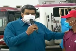 """""""En Venezuela no se persigue a nadie"""", dijo un Maduro insensible a xenofobia contra connacionales"""