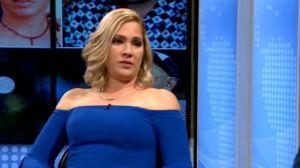 """""""No podía decirle que no"""": La novia cubana de Maradona habló por primera vez"""