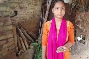 El extraño caso de la niña que llora lágrimas de piedra desconcierta a los médicos (VIDEO)