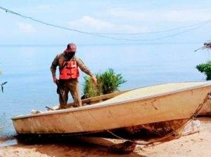 Un pescador perdió la vida tras ser impactado por un relámpago en Zulia