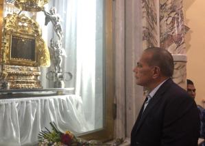 Manuel Rosales anunció que dio positivo por Covid-19