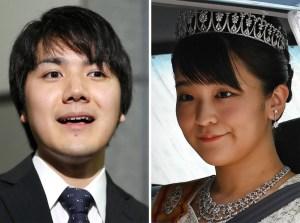 Princesa Mako de Japón selló su boda con Kei Komuro tras años de polémica