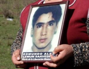 Tres años de cárcel para policía chileno que asesinó a adolescente mapuche