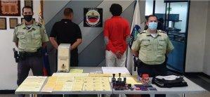 Detuvieron a sujetos que comercializaban y revendían certificados de salud en Caracas