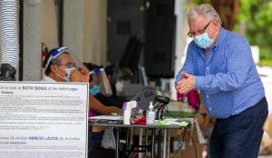 Arranca votación anticipada para alcaldes y concejales en Hialeah, Miami y Miami Beach