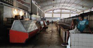 Mercado Conejeros en Nueva Esparta, al borde de la quiebra con 95% de sus puestos cerrados