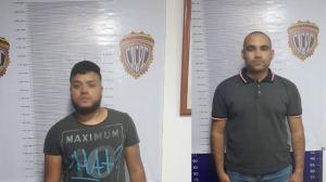 Capturaron a dos jóvenes que exhibían prendas alusivas alCicpc en Caracas