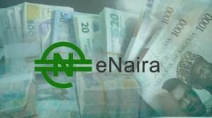 eNaira, la moneda digital del banco central de Nigeria (CBDC) debuta hoy