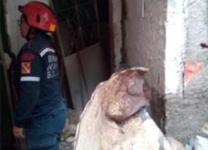 Al menos un muerto tras explotar un cilindro de gas doméstico en la parroquia San Juan este #24Oct