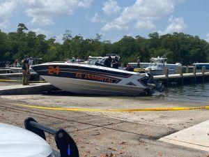 """Federales hallaron 1,2 millones de dólares en cocaína """"flotando"""" frente a las costas de Florida"""
