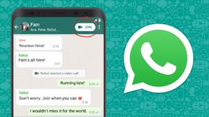 Nueva función en WhatsApp: Ya te puedes unir a las videollamadas grupales de manera directa desde el chat